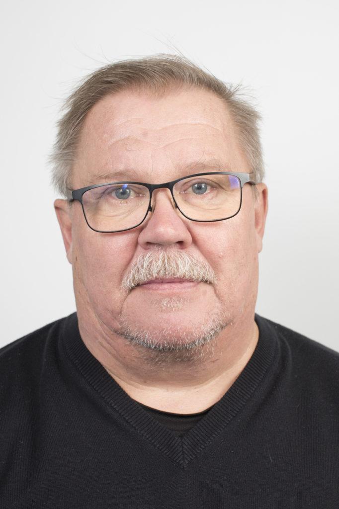 Kaupunginhallituksen puheenjohtaja Jouko Pasoja