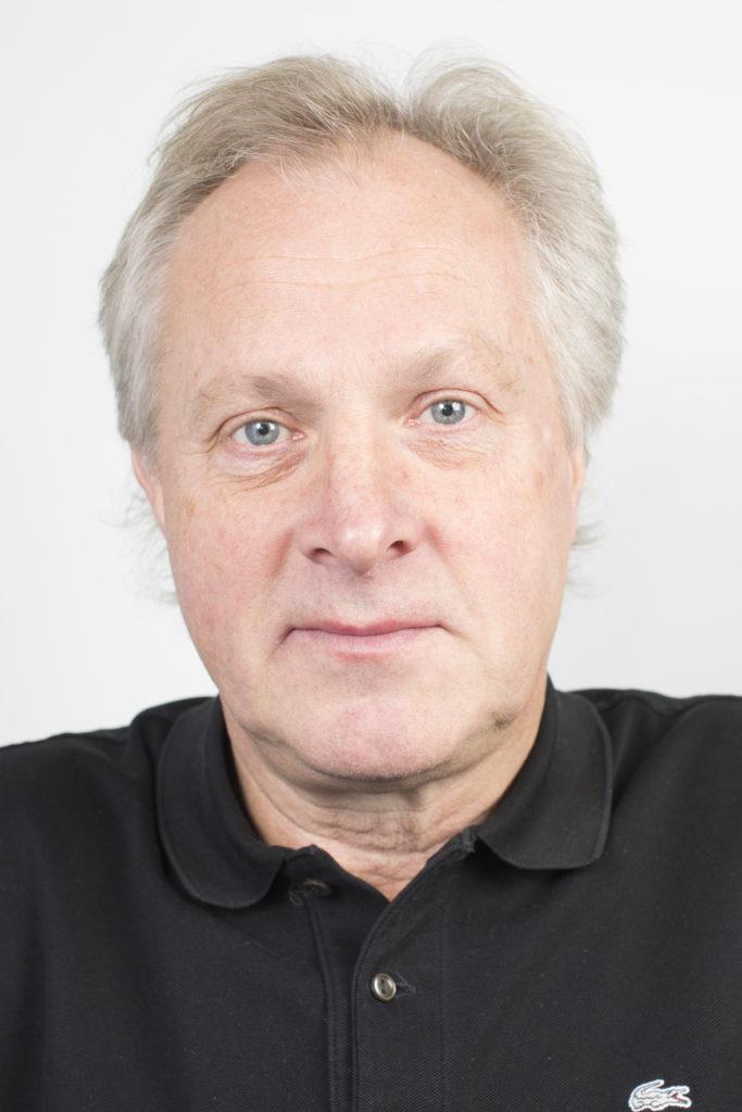 Jukka Ikäläinen, kasvokuva.