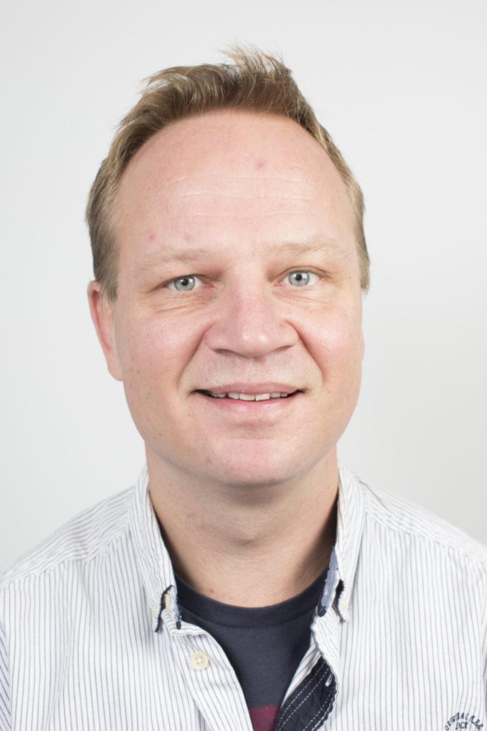 Kaupunginhallituksen 1. varapuheenjohtaja Pekka Tiitinen