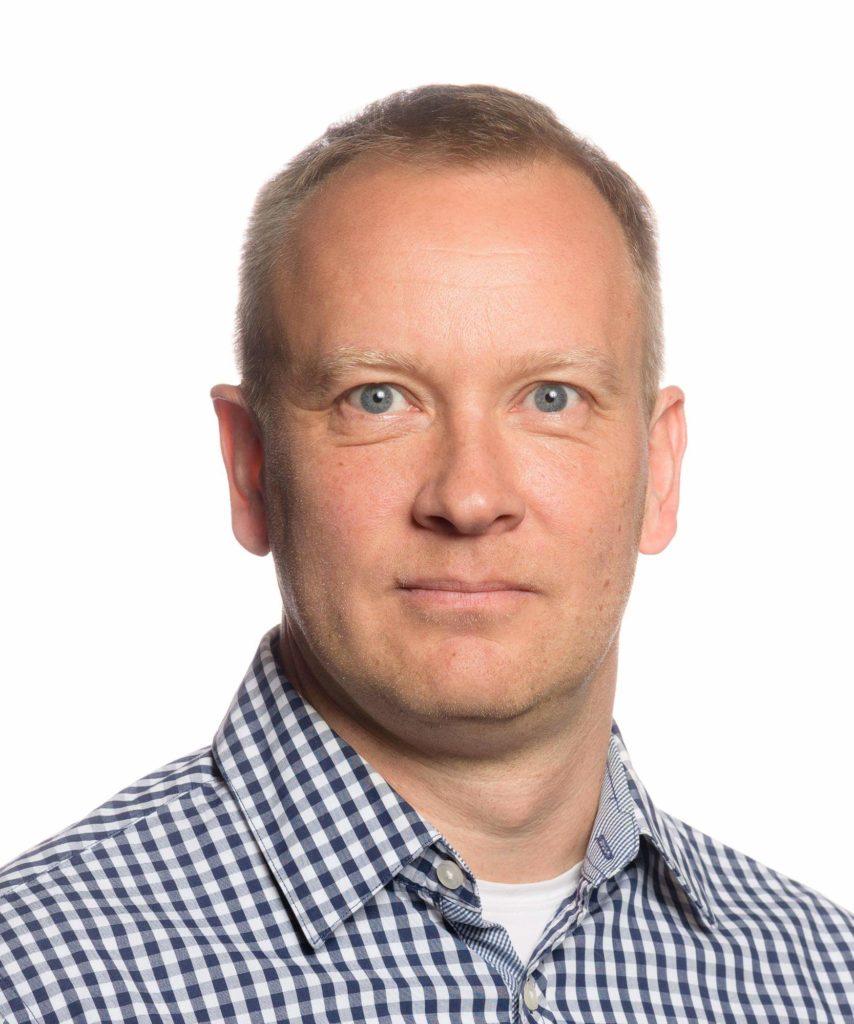 Kaupunginhallituksen jäsen Marko Leskio