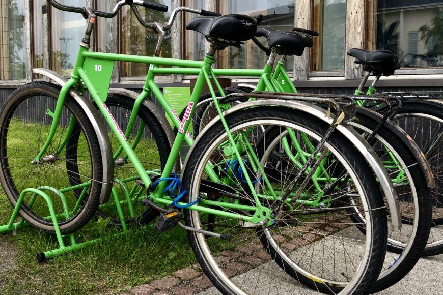 Villari-kaupunkipyörän vuokraaminen | Kemi