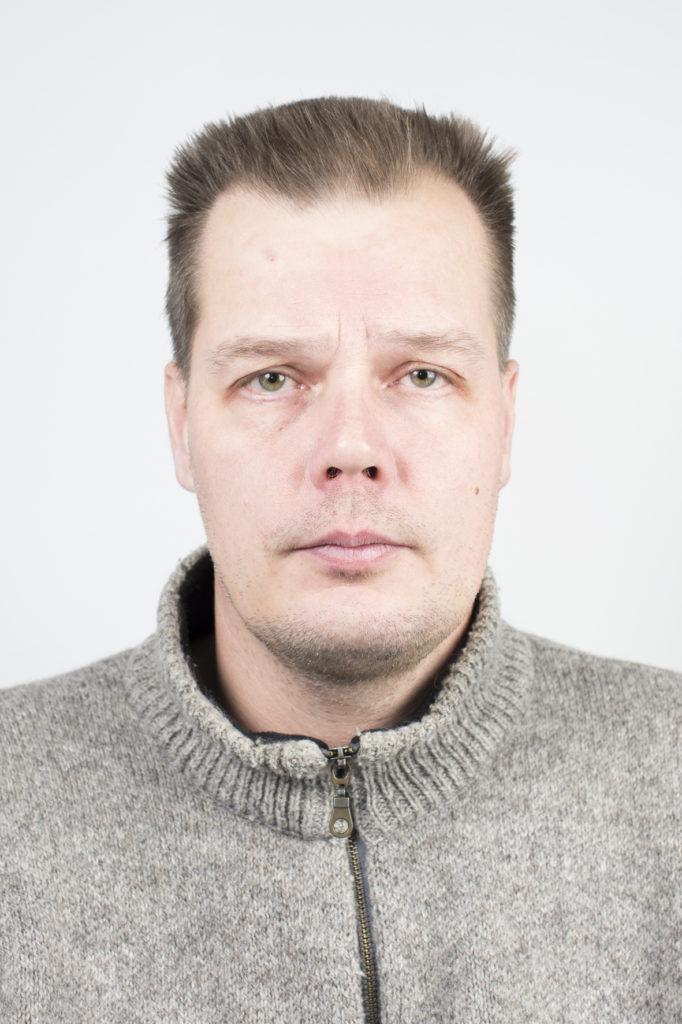 Kaupunkitarkastaja Atte Karjalainen.