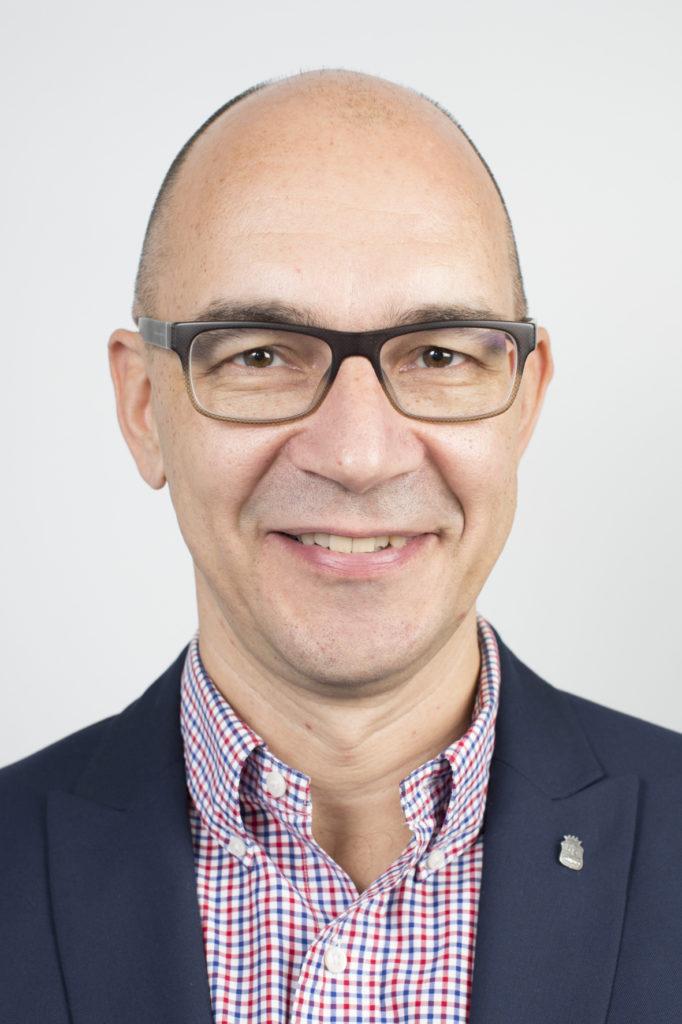 Kansliajohtaja Jukka Vilén