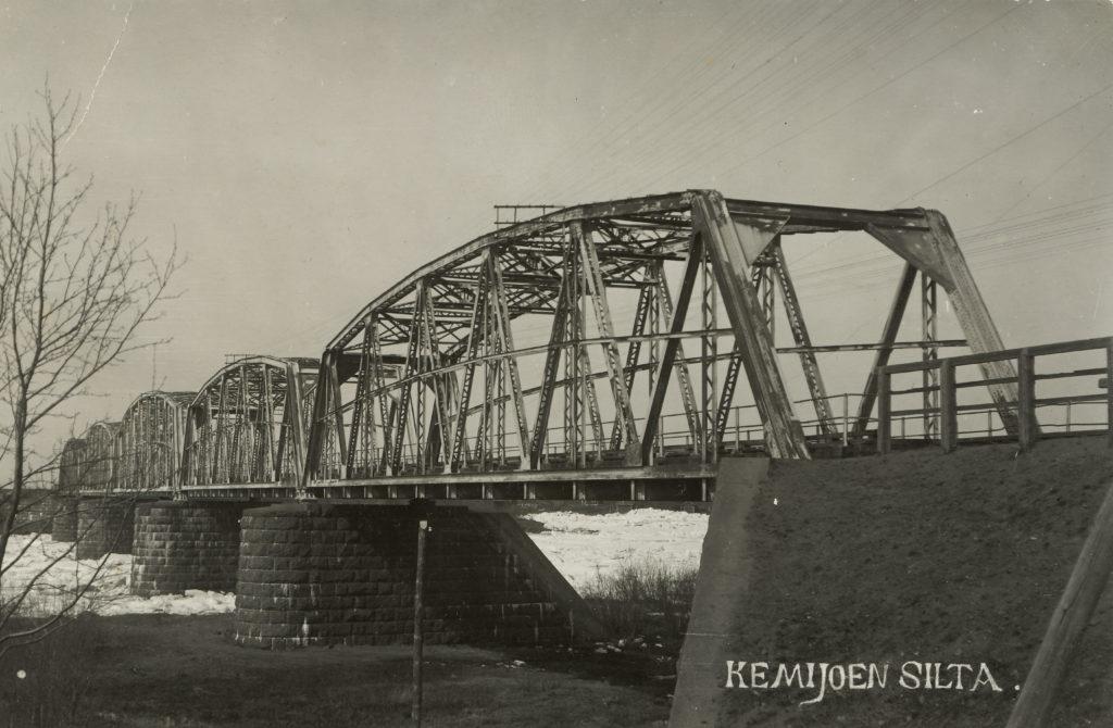 Kemijoen sillat
