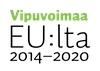 Vipuvoimaa EU:lta -ohjelman logo