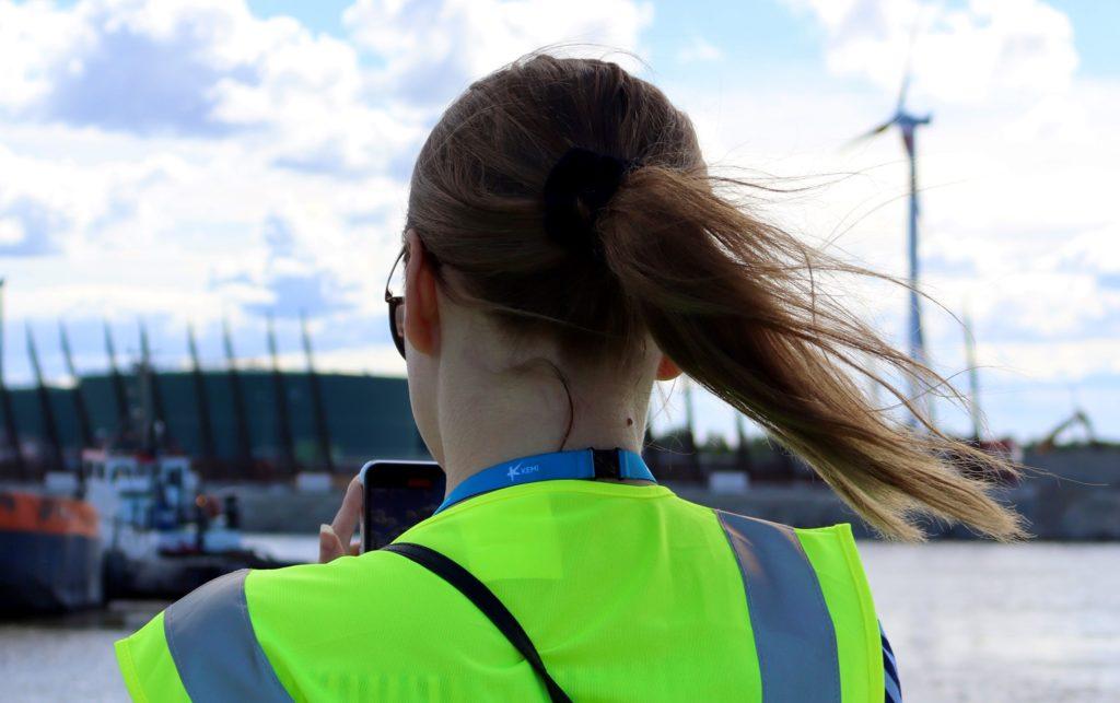 Ihmekaupungin ihmisiä -blogi 23.7.2021, kuvannut Saana Paavalniemi. Kuvaa ei saa käyttää muussa yhteydessä ilman kuvaajan lupaa.